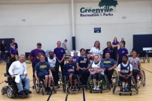 2016 ECU Adaptive Sports Day
