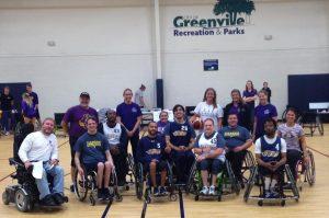 2016 ECU Adaptive Sports Day
